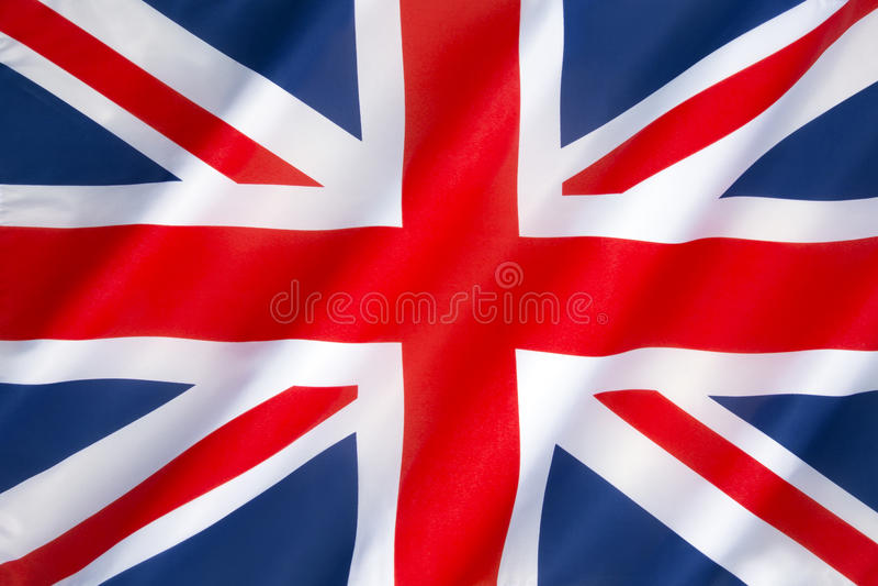 βασίλειο σημαιών που ενώνεται στοκ εικόνες με δικαίωμα ελεύθερης χρήσης