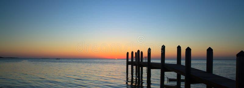 βασική δύση ηλιοβασιλέματος στοκ εικόνες