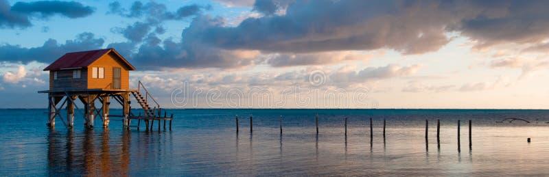 βασικός ωκεανός στοκ εικόνες