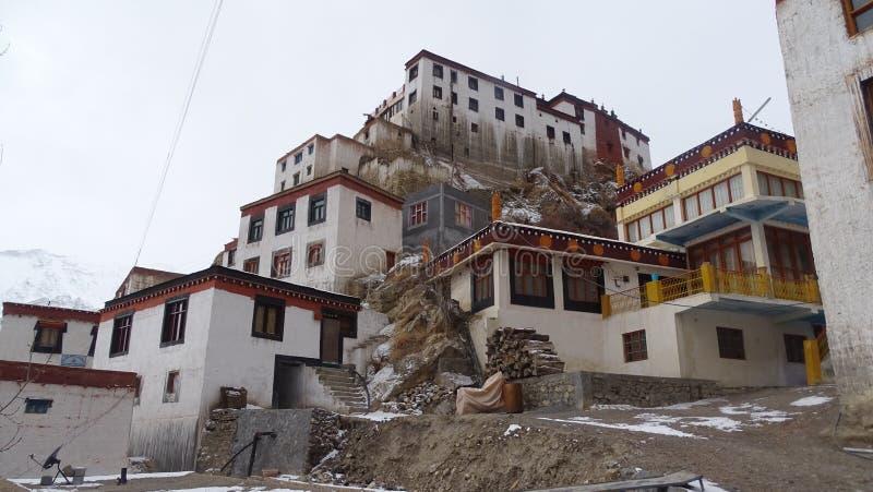 Βασικό μοναστήρι στοκ εικόνα με δικαίωμα ελεύθερης χρήσης