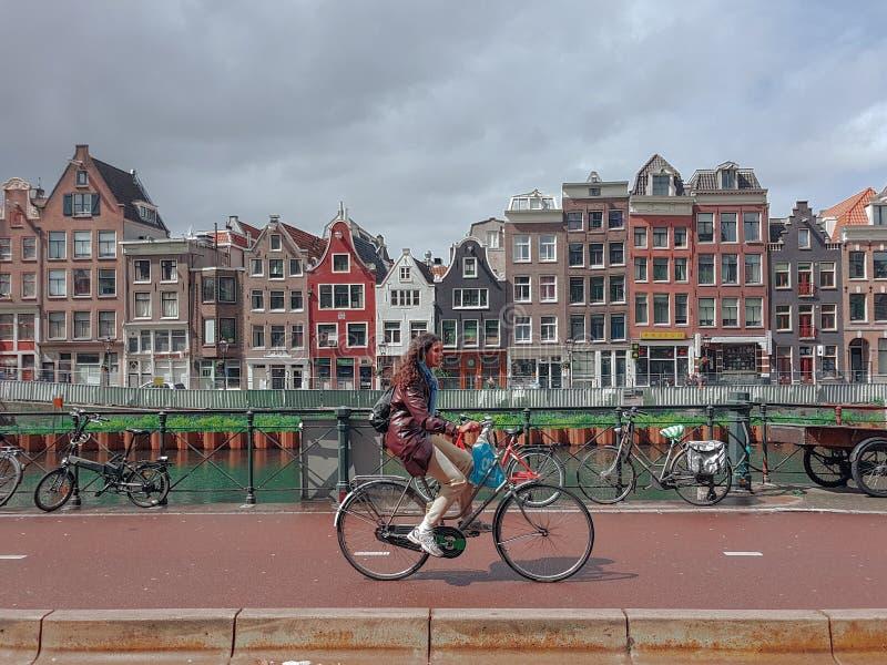 Βασιλιάδες ημέρα Άμστερνταμ 2019 στοκ φωτογραφία