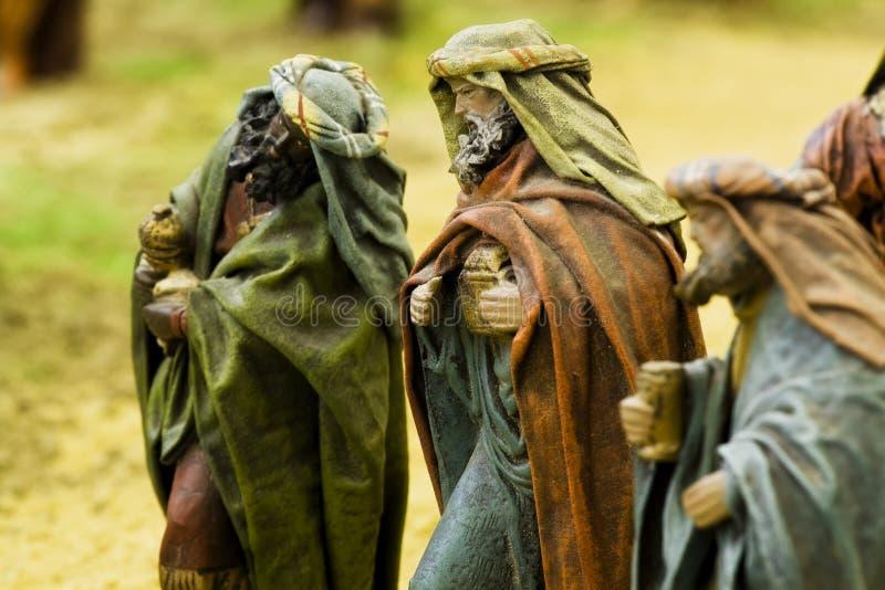 βασιλιάδες τρία σοφοί στοκ φωτογραφία με δικαίωμα ελεύθερης χρήσης
