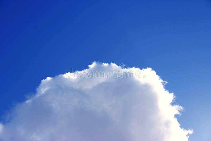 βασιλιάς σύννεφων στοκ φωτογραφία