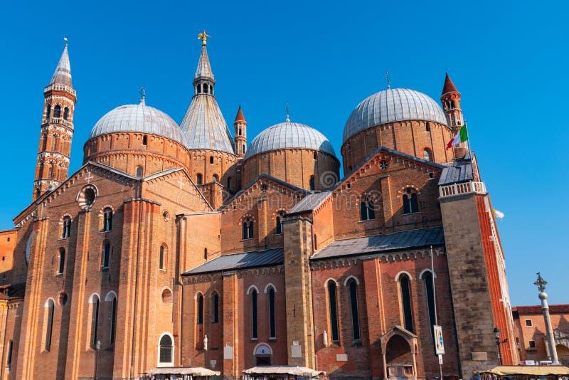 Βασιλική Αγίου Anthony της Πάδοβας, στοκ φωτογραφίες