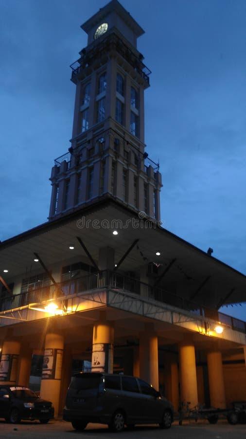 Βασιλικός πύργος ρολογιών στοκ φωτογραφία με δικαίωμα ελεύθερης χρήσης