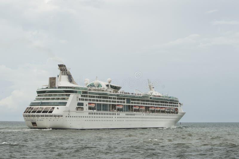 Βασιλικό καραϊβικό Enchantment ` s της θάλασσας στοκ φωτογραφίες με δικαίωμα ελεύθερης χρήσης