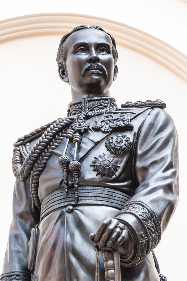 Βασιλιάς Rama Β στοκ φωτογραφίες με δικαίωμα ελεύθερης χρήσης