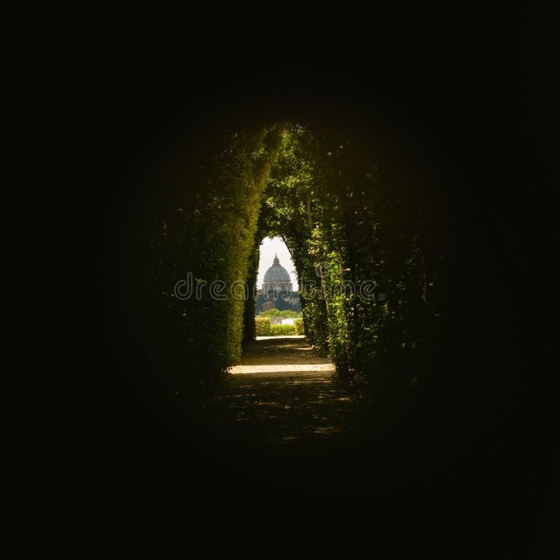 Βασιλική Αγίου Peter s στοκ εικόνα με δικαίωμα ελεύθερης χρήσης