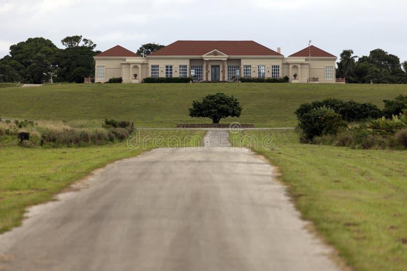 Βασιλική κατοικία στοκ φωτογραφία με δικαίωμα ελεύθερης χρήσης