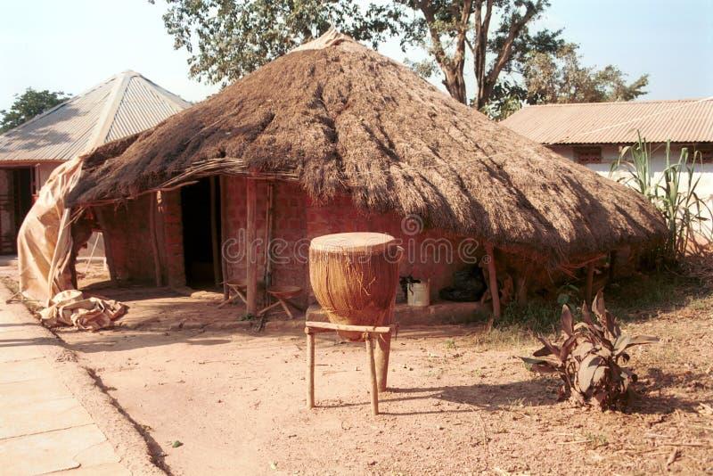 Βασιλικοί τάφοι Buganda, Καμπάλα, Ουγκάντα στοκ εικόνες