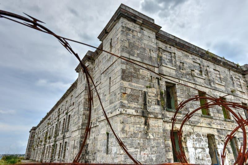 Βασιλικό ναυπηγείο ναυτικού - Βερμούδες στοκ φωτογραφίες