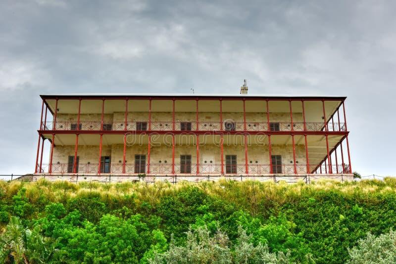 Βασιλικό ναυπηγείο ναυτικού - Βερμούδες στοκ φωτογραφία με δικαίωμα ελεύθερης χρήσης
