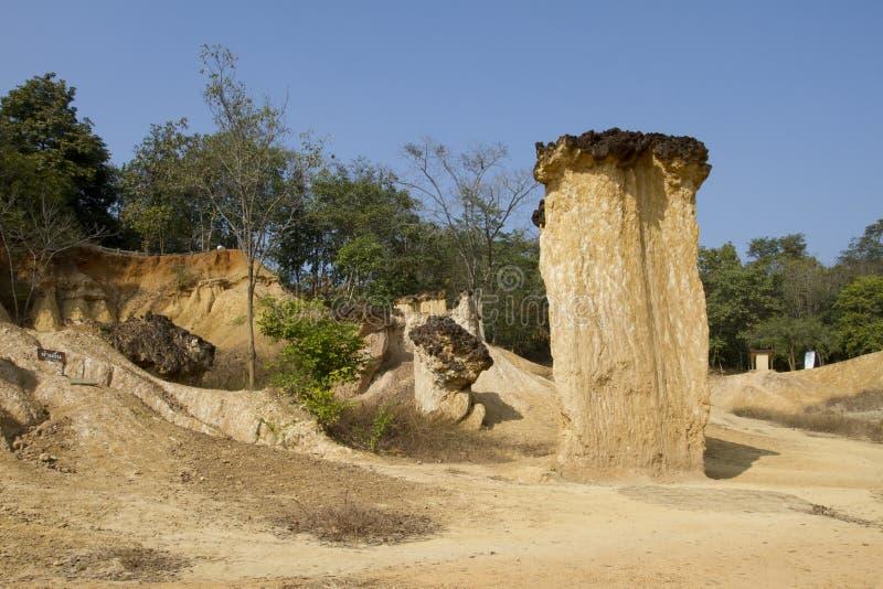 Βασιλικό πάρκο Muang Phee Phae στοκ φωτογραφία