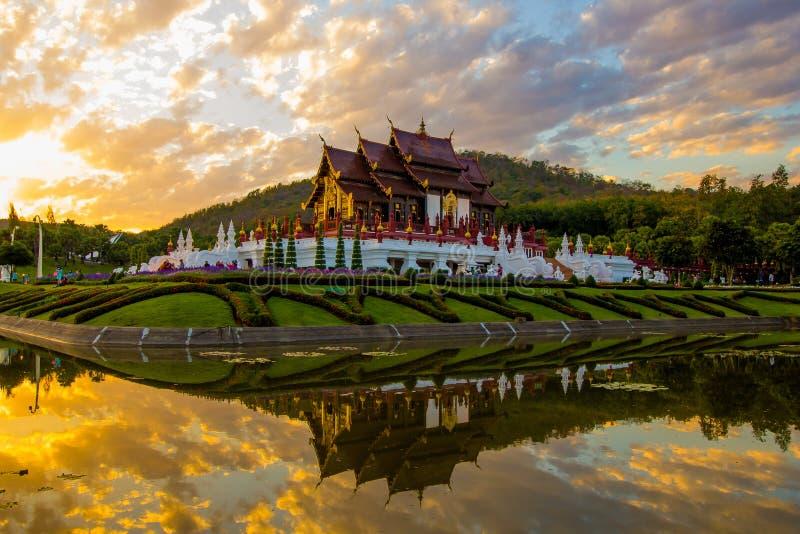 Βασιλικό πάρκο Rajapruek στοκ εικόνες με δικαίωμα ελεύθερης χρήσης