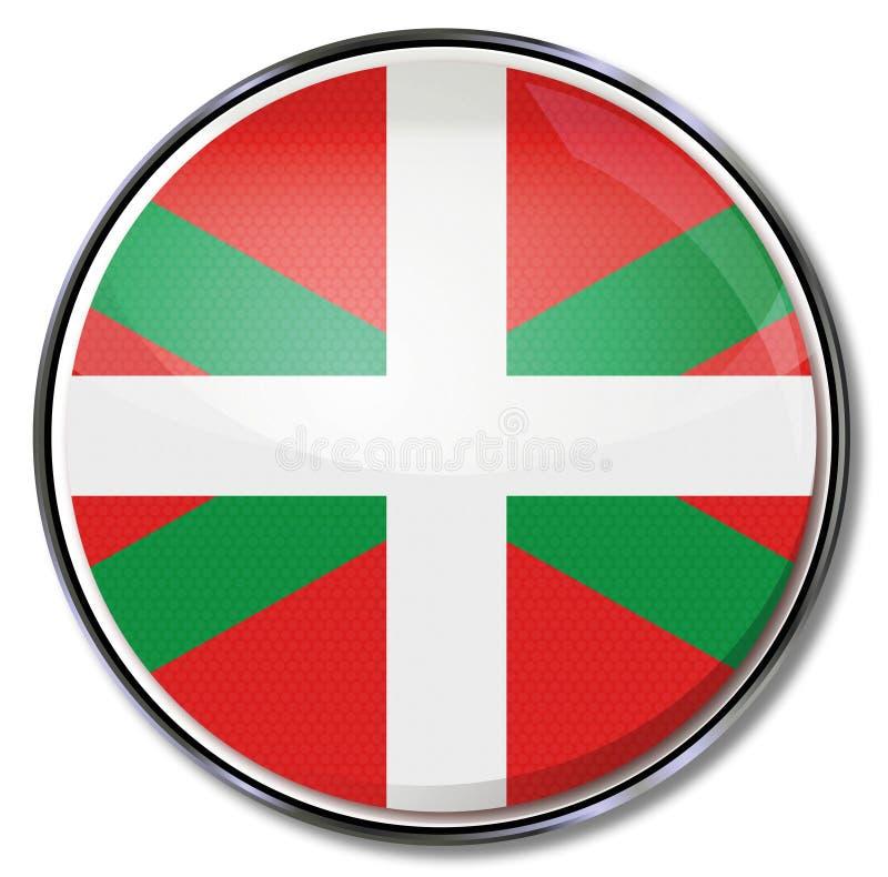 Βασκική χώρα ελεύθερη απεικόνιση δικαιώματος