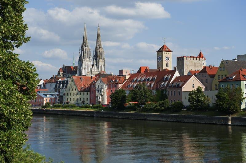 Βαυαρία ιστορικό Ρέγκενσ στοκ φωτογραφίες με δικαίωμα ελεύθερης χρήσης