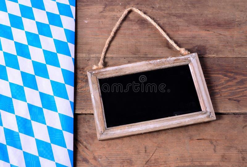 Βαυαρικό παλαιό ξύλινο υπόβαθρο στοκ εικόνα