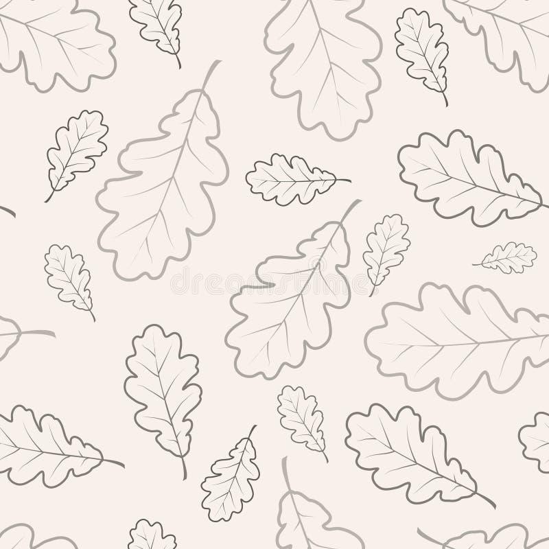 βγάζει φύλλα το δρύινο πρότ& απεικόνιση αποθεμάτων