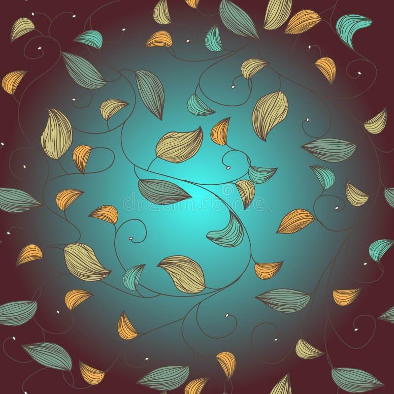 Βγάζει φύλλα τη σύσταση απεικόνιση αποθεμάτων