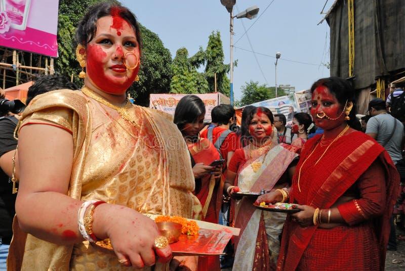 βεγγαλικό κοινοτικό kolkata στοκ εικόνες