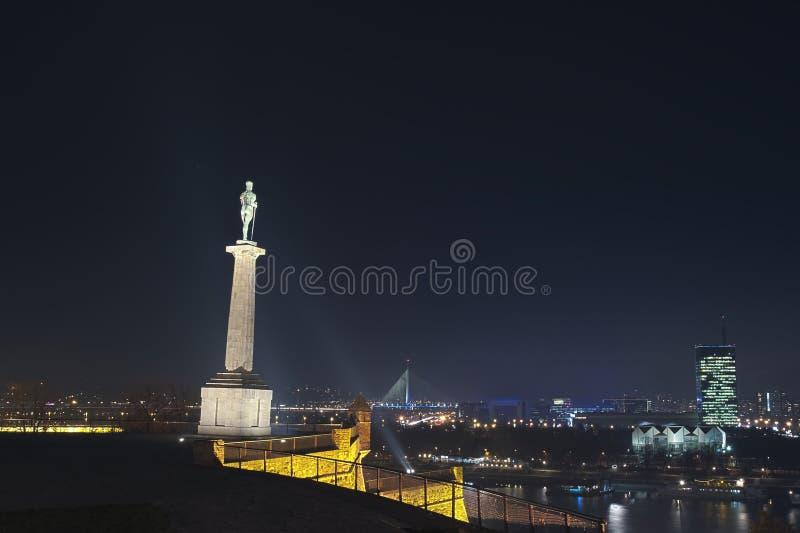 Βελιγράδι, Σερβία στοκ εικόνες με δικαίωμα ελεύθερης χρήσης