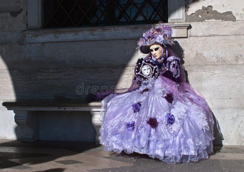 Βενετία καρναβάλι στοκ φωτογραφία