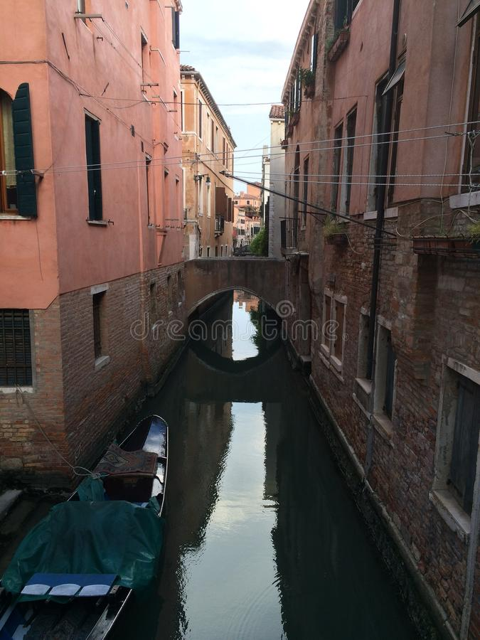 Βενετία στοκ εικόνα με δικαίωμα ελεύθερης χρήσης