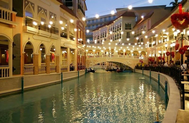 Βενετία Piaza στοκ εικόνα