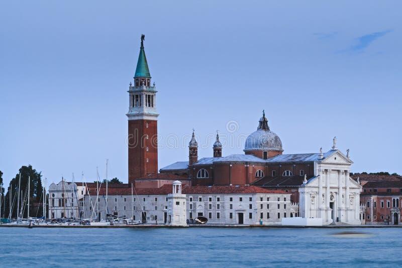Βενετία SAN Giorgio Rise στοκ φωτογραφία με δικαίωμα ελεύθερης χρήσης
