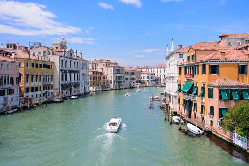 ΒΕΝΕΤΙΑ, ΙΤΑΛΙΑ - ΤΟ ΜΆΙΟ ΤΟΥ 2017: Καταπληκτική άποψη σχετικά με την όμορφη Βενετία, Ιταλία στοκ φωτογραφίες με δικαίωμα ελεύθερης χρήσης