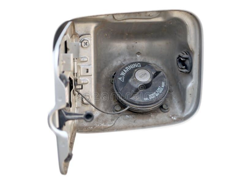 βενζίνη κάλυψης ΚΑΠ στοκ εικόνες