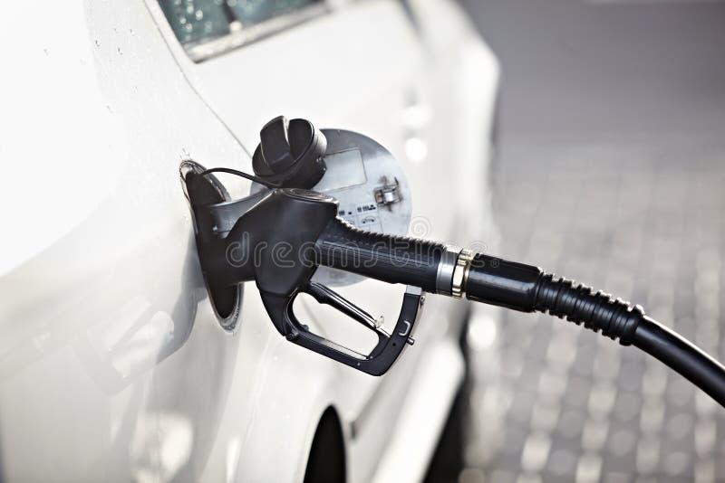 βενζινάδικο στοκ φωτογραφία