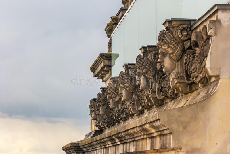 Βερολίνο Γερμανία reichstag στοκ εικόνες