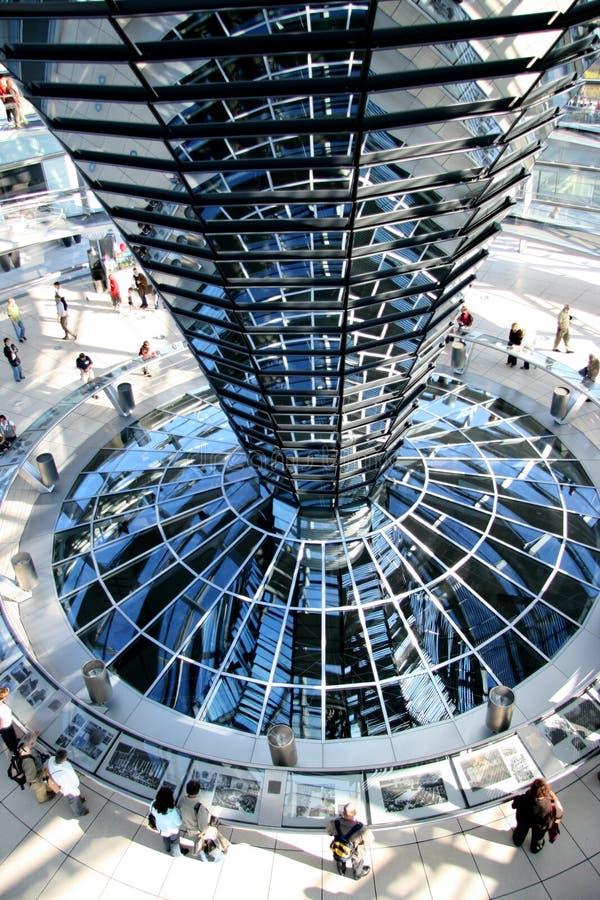 Βερολίνο που χτίζει reichstag στοκ φωτογραφία