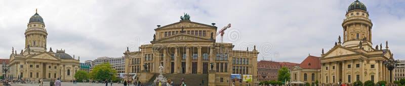 Βερολίνο gendarmenmarkt στοκ εικόνα με δικαίωμα ελεύθερης χρήσης
