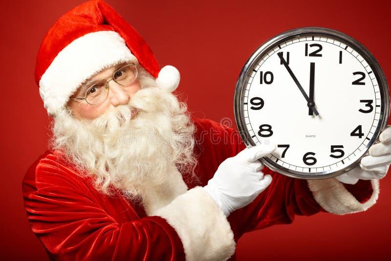 Βιασύνη για τα Χριστούγεννα στοκ φωτογραφία με δικαίωμα ελεύθερης χρήσης