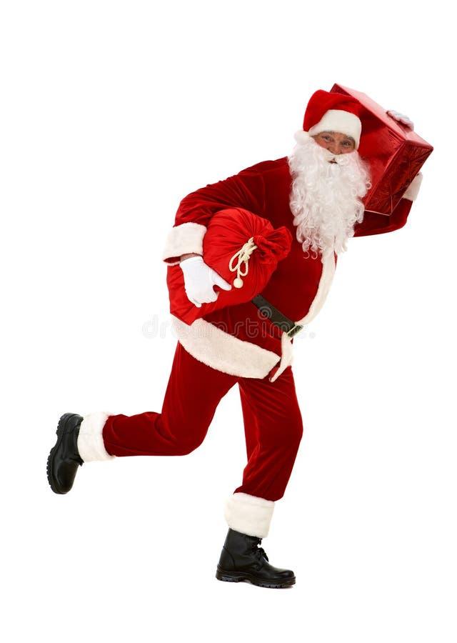 βιασύνη Χριστουγέννων στοκ εικόνες με δικαίωμα ελεύθερης χρήσης