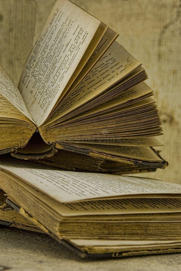 βιβλία παλαιά στοκ εικόνα