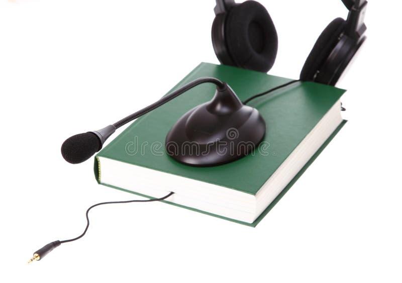 Βιβλία που απομονώνονται ηχητικά στο λευκό στοκ φωτογραφίες