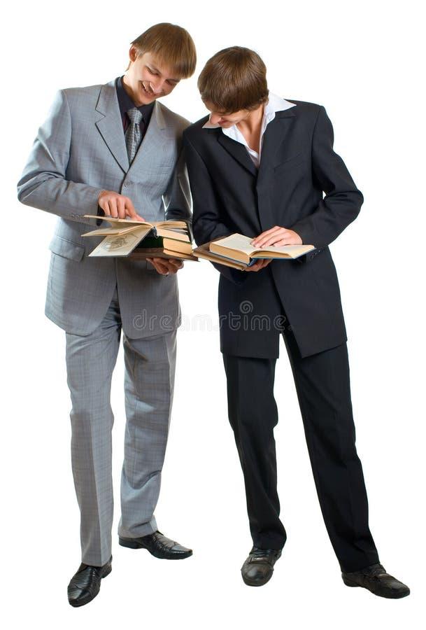 βιβλία που διαβάζουν το&u στοκ φωτογραφία με δικαίωμα ελεύθερης χρήσης
