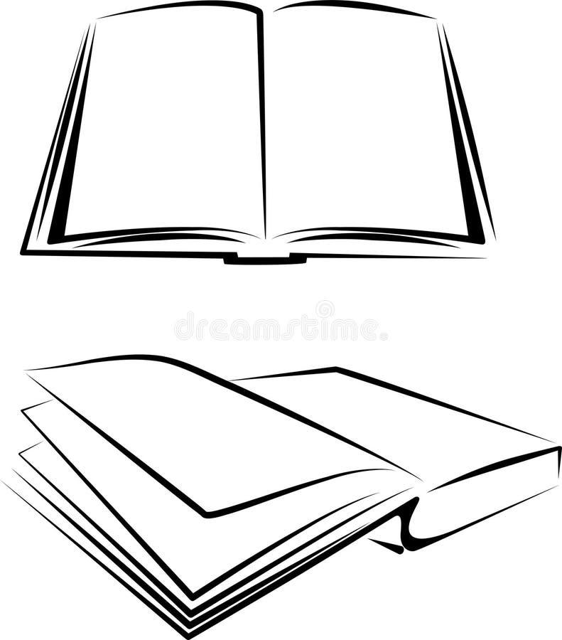 βιβλία που τίθενται απεικόνιση αποθεμάτων