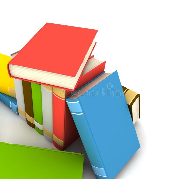 βιβλία διανυσματική απεικόνιση