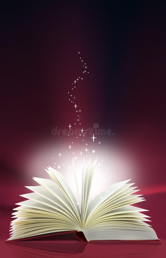 βιβλίο μαγικό ελεύθερη απεικόνιση δικαιώματος