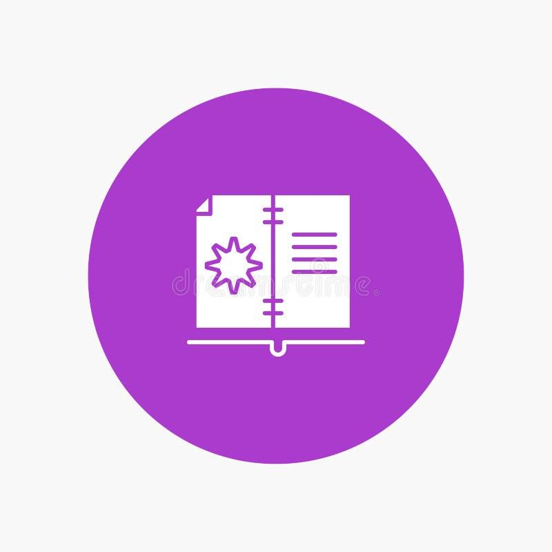 Βιβλίο, οδηγός, υλικό, οδηγία απεικόνιση αποθεμάτων