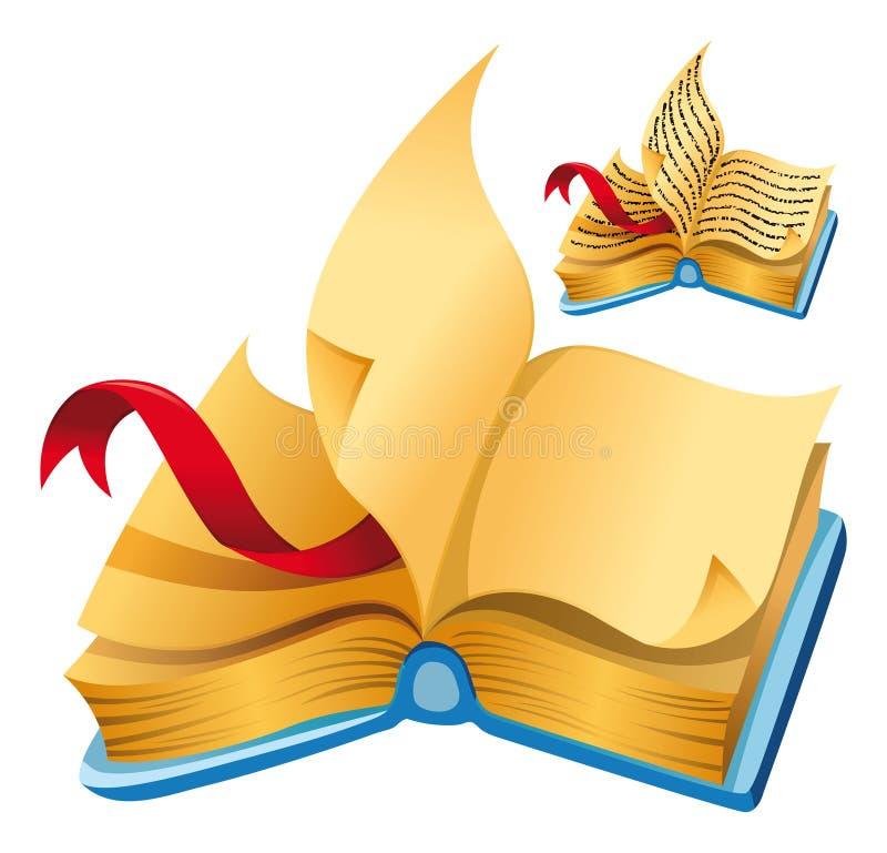 βιβλίο διανυσματική απεικόνιση