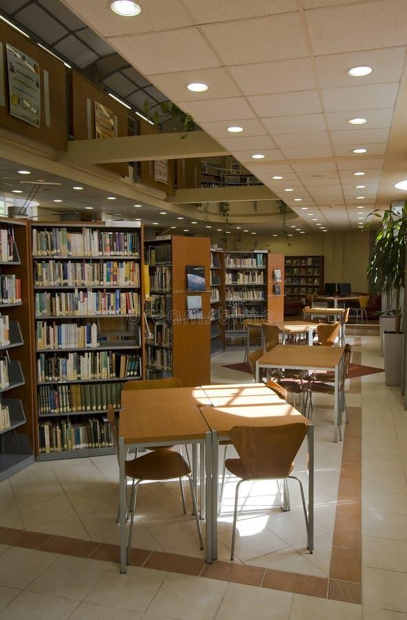 βιβλιοθήκη στοκ φωτογραφία με δικαίωμα ελεύθερης χρήσης