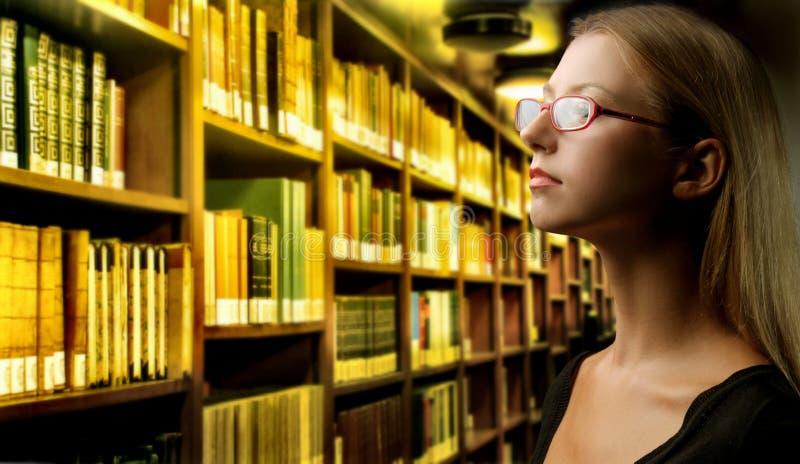 βιβλιοθήκη στοκ φωτογραφίες