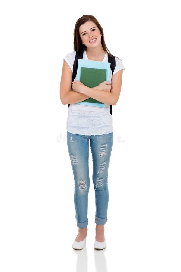 Βιβλία εκμετάλλευσης σπουδαστών στοκ εικόνες