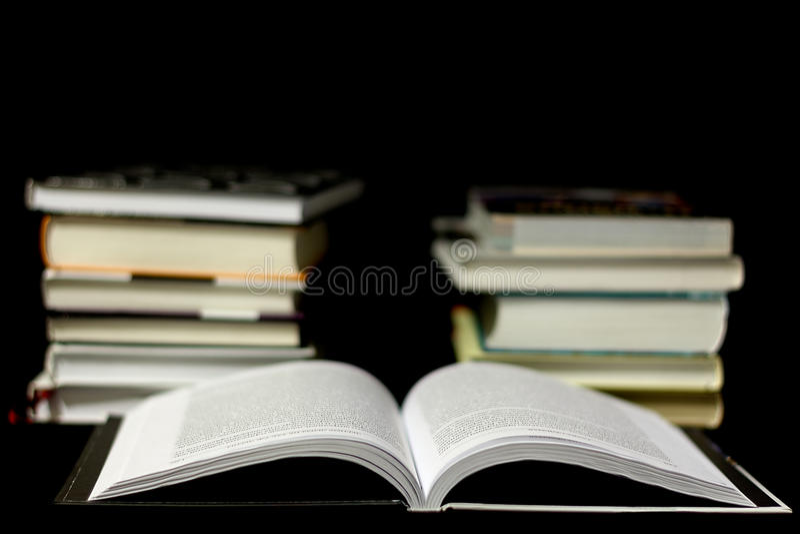Βιβλία στοκ φωτογραφία με δικαίωμα ελεύθερης χρήσης