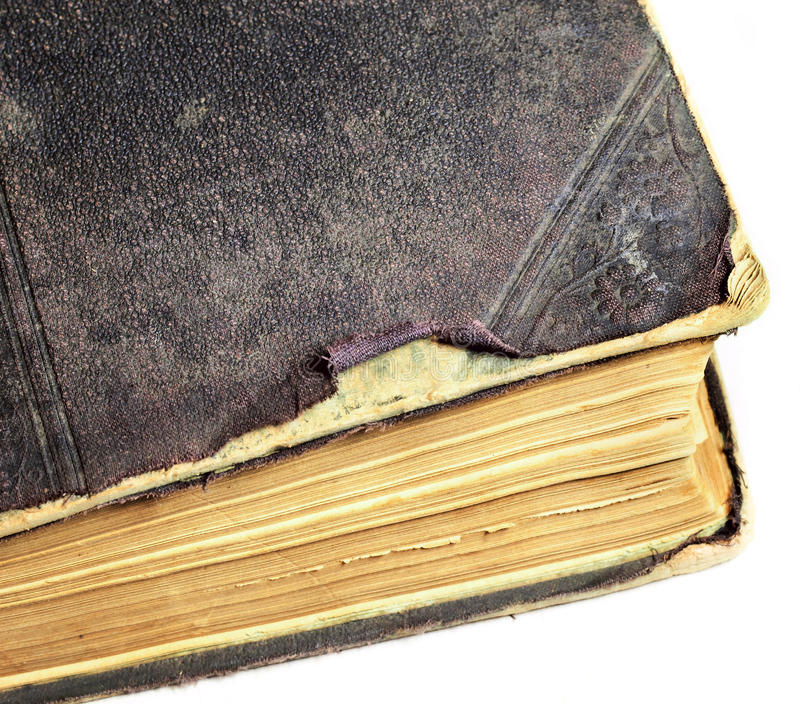 βιβλίο ανασκόπησης παλα&iot στοκ εικόνες